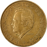 Monnaie, Monaco, Rainier III, 10 Francs, 1978, TB+, Copper-Nickel-Aluminum - Monaco