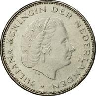 Monnaie, Pays-Bas, Juliana, 2-1/2 Gulden, 1980, TTB+, Nickel, KM:191 - [ 3] 1815-… : Kingdom Of The Netherlands