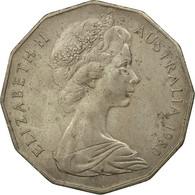 Monnaie, Australie, Elizabeth II, 50 Cents, 1980, TB, Copper-nickel, KM:68 - Monnaie Décimale (1966-...)