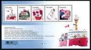 Canada (Scott No.2498 - Fierté Canadienne / Canadian Pride) [**] (P) BF / SS - Blocs-feuillets