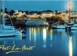Port La Foret Le Port De Plaisance CPM Ou CPSM - France