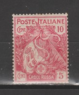 ITALIE  1915   N° 98  Neuf X - 1900-44 Victor Emmanuel III