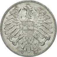 Monnaie, Autriche, Schilling, 1957, TB+, Aluminium, KM:2871 - Autriche