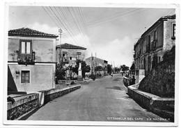 Cittadella Del Capo (Cosenza). Via Nazionale. - Cosenza