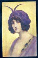 Cpa Illustrateur Gayac 33 Amethyste      SEPT18-34 - Illustrateurs & Photographes
