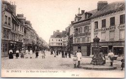 27 EVREUX - La Place Du Grand Carrefour - Evreux