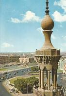 CAIRO THE MAIN STATION SQUARE   (88) - Cairo