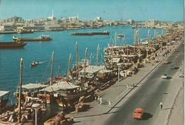 THE DHOWS WICH LOAD GOODS FROM DUBAI TO ALL ARABIAN GULF COUNTRIES (89) - Arabia Saudita