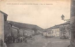 55 - MEUSE / 554103 - Saint Maurice Sous Les Côtes - Rue De Seigneulles - Autres Communes