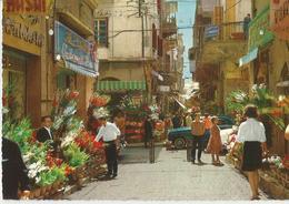 BEIRUT FLOWERS MARKET AT BAB-EBRISS  (91) - Libano