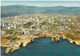 BEIRUT MODERNE VUE GENERALE  (92) - Libano
