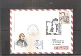 Österreich 1984 - Ballon Postflug  (to See) - Par Ballon
