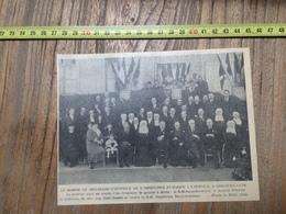 ANNEES 20/30 REMISE DE MEDAILLES D HONNEUR DE L ASSISTANCE PUBLIQUE A L HOPITAL D AIRE SUR LA LYS - Collections