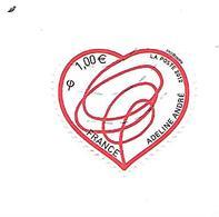 Saint Valentin Patch D'amour 4632 Oblitéré - France