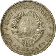 Monnaie, Yougoslavie, 5 Dinara, 1976, TB, Copper-Nickel-Zinc, KM:58 - Yougoslavie
