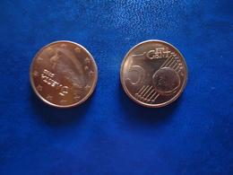 GREECE 1 COINS  FIRST EDITION 2002  0,05 CENT - Grèce
