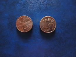 GREECE 1 COINS  FIRST EDITION 2002  0,01 CENT - Grèce