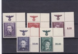 Generalgouvernement (GG), Eckrand, Postfrisch, HHZ - Occupation 1938-45