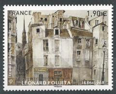 France 2018 - Art : Léonard Foujita - Francia