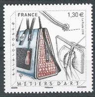 France 2018 - Métiers D'art : La Maroquinerie - France