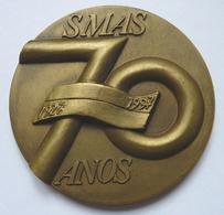Portugal : SMAS 1927-1997 Anos - Professionnels / De Société