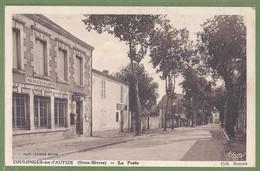 CPA - DEUX SEVRES - COULONGES SUR L'AUTIZE - LA POSTE - CIM / Collection Bonnin - Coulonges-sur-l'Autize