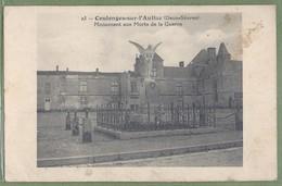 CPA - DEUX SEVRES - COULONGES SUR L'AUTIZE - MONUMENT AUX MORTS DE LA GUERRE - Catala / 23 - Coulonges-sur-l'Autize