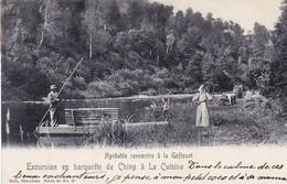 Chiny Excursion En Barquette De Chiny A Lacuisine Agreable Rencontre A La Gofflouet - Chiny