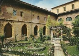 SUBIACO  ROMA  Fg  Santa Scolastica  Chiostro Pozzo - Altre Città