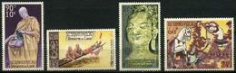 Laos - 1957 - Moines Bouddhistes - Bouddha - Neufs - Buddhism