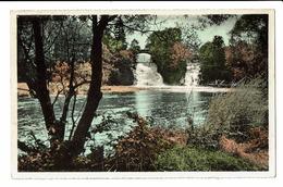 CPA - Carte Postale - BELGIQUE -  Cascade De Coo -1954 -S2744 - Stavelot