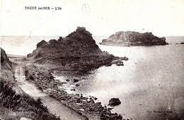 Autres Villes. Tigzirt Sur Mer. L'ile De Tigzirt Sur Mer. - Algeria
