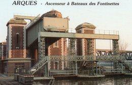 ARQUES - Ascenseur à Bateaux Des Fontinettes - Arques