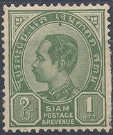 Stamp THAILAND,SIAM  1899 Mint Lot#1 - Thaïlande