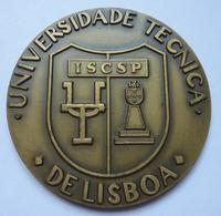 Portugal : Universidade Tecnica De Lisboa - Professionnels / De Société