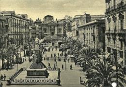 CATANIA  Piazza Stesicoro  Monumento A V. Bellini - Catania