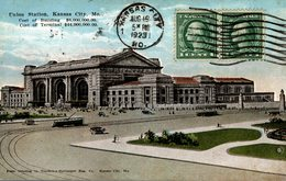 KANSAS CITY  Union Station - Kansas City – Missouri
