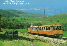 LA RHUNE - Le Petit Train - France