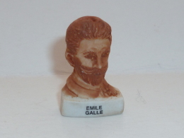 FEVE BUSTE D EMILE GALLE - Characters