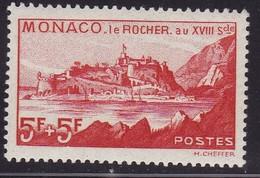 = MONACO LE ROCHER 1939 YT194 NEUF**  COTE 170E  TB - Monaco