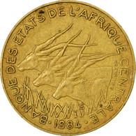 Monnaie, États De L'Afrique Centrale, 10 Francs, 1984, Paris, TTB - Cameroun