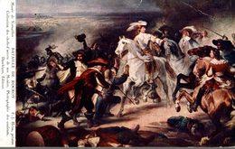 CHROMO SIROP DE DESCHIENS   BATAILLE DE ROCROY  19 MAI 1643  BON-POINT - Sonstige