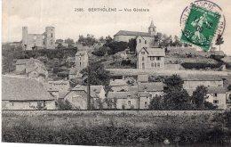 980 - Cpa 12  Bertholène - Vue Générale - Sin Clasificación