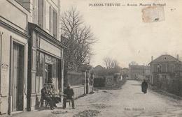 PLESSIS-TREVISE  Avenue Maurice Berthaud - France
