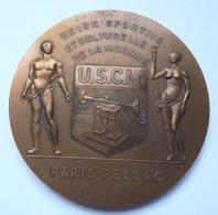 Union Sportive Et Culturelle De La Monnaie : Paris Pessac 1930-1980 - Professionals / Firms