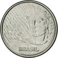 Monnaie, Brésil, 10 Centavos, 1997, TTB+, Stainless Steel, KM:633 - Brazil
