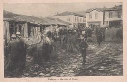 VALONA, Mercato Al Bazar, Trés Animée - Albanie