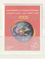2007 Information Society Summit - Tunis 2005 - Líbano