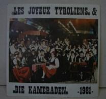 Lot. 923. Vinyle  45T . Les Joyeux Tyroliens Et Die Kameraden 1918 Lobbes - Autres - Musique Française