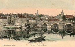 VIERZON.....pont Du Canal - Vierzon